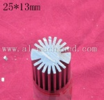 25mm 0.984 inches Round Heatsink for Led Light