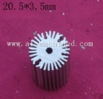 20.5mm 0.807 inch round heatsink for led light
