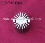 22.7mm-0.894 inches round heatsink for led light