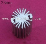23mm/0.906 inches Round Heatsink for Led Light