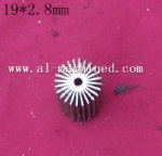 19mm/0.748 inches Round Heatsink for Led Lighting