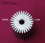 45mm 1.772 inches Round Heatsink for Led Light