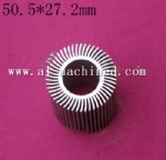 50.5mm 1.988 inches Round Heatsink for Led Light