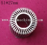 51mm 2 inches Round Heatsink for Led Light