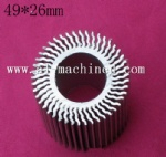 49mm 1.929 inches Round Heatsink for Led Light