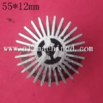 55mm 2.166 inches Round Heatsink for Led Light