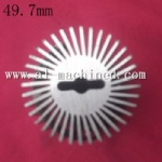 49.7mm 1.957 inches Round Heatsink for Led Light