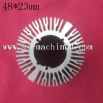 48mm 1.9 inches Round Heatsink for Led Light